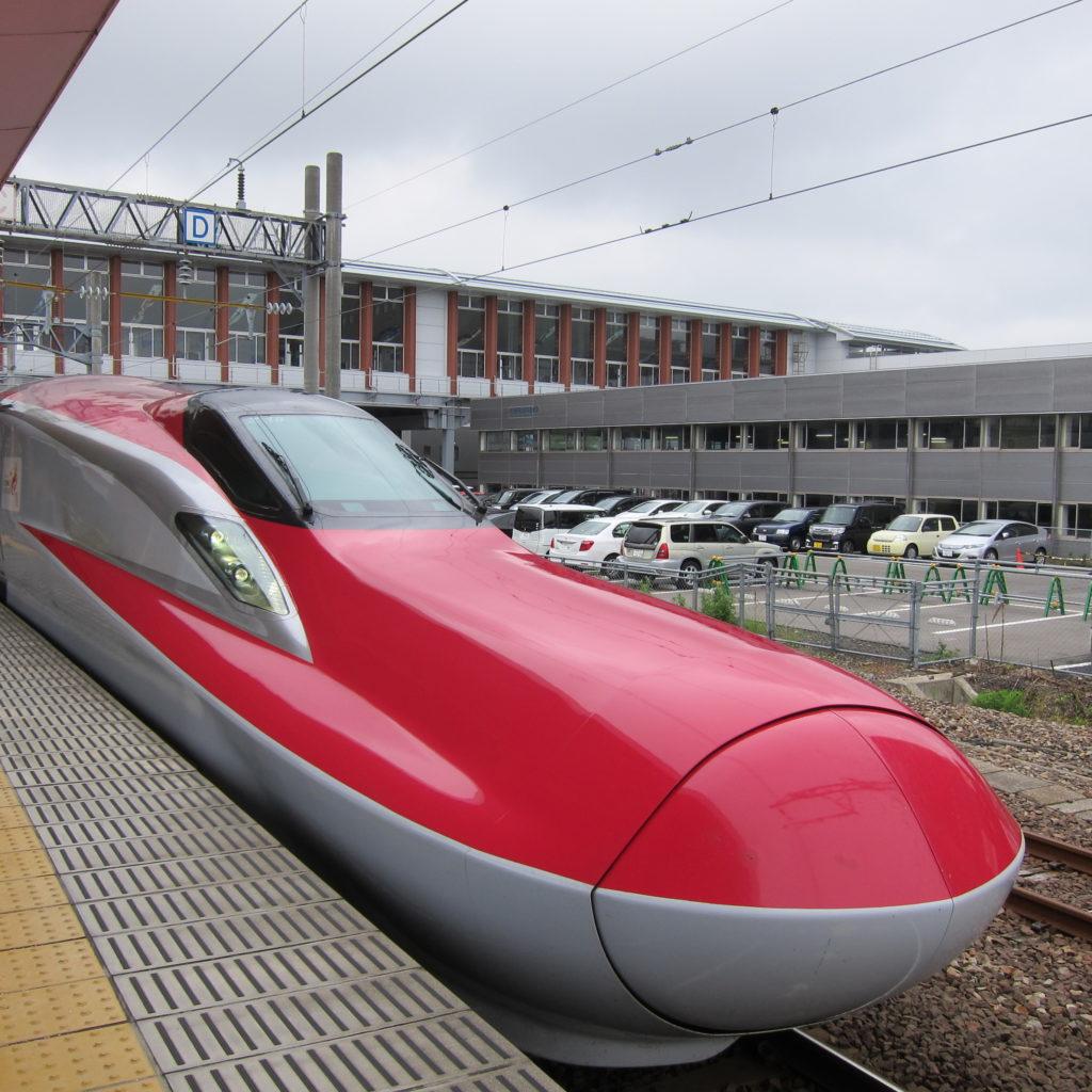 東北・函館新幹線乗り継ぎ旅